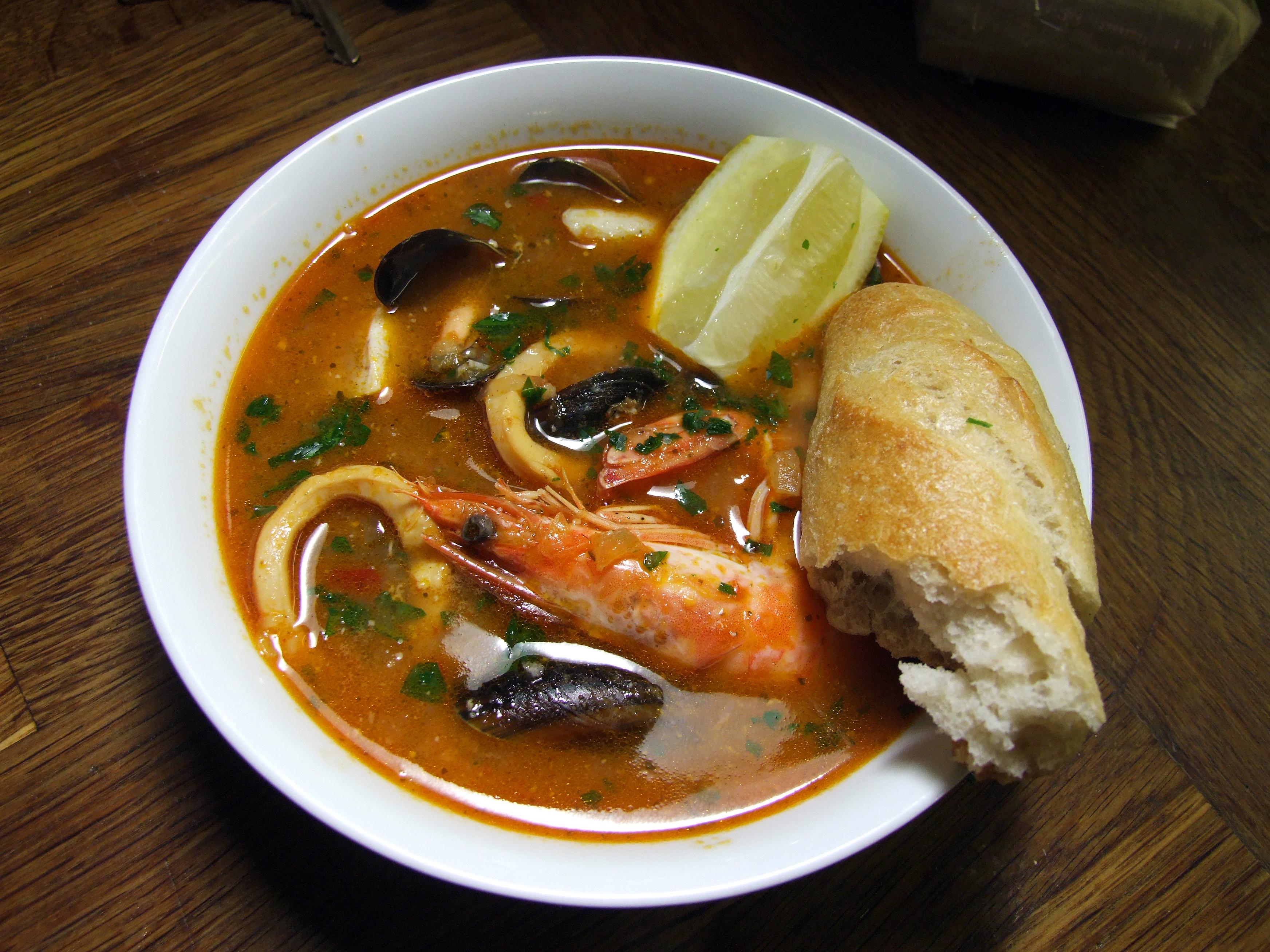 Image result for Suquet de Peix food in Barcelona