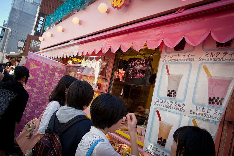 Where to have bubble tea in Barcelona