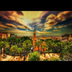 Parc Güell from a new, serene perspective