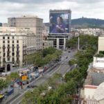 The most famous streets, boulevards and avenues in Barcelona