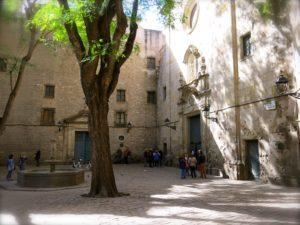 Placa Sant Filip Neri