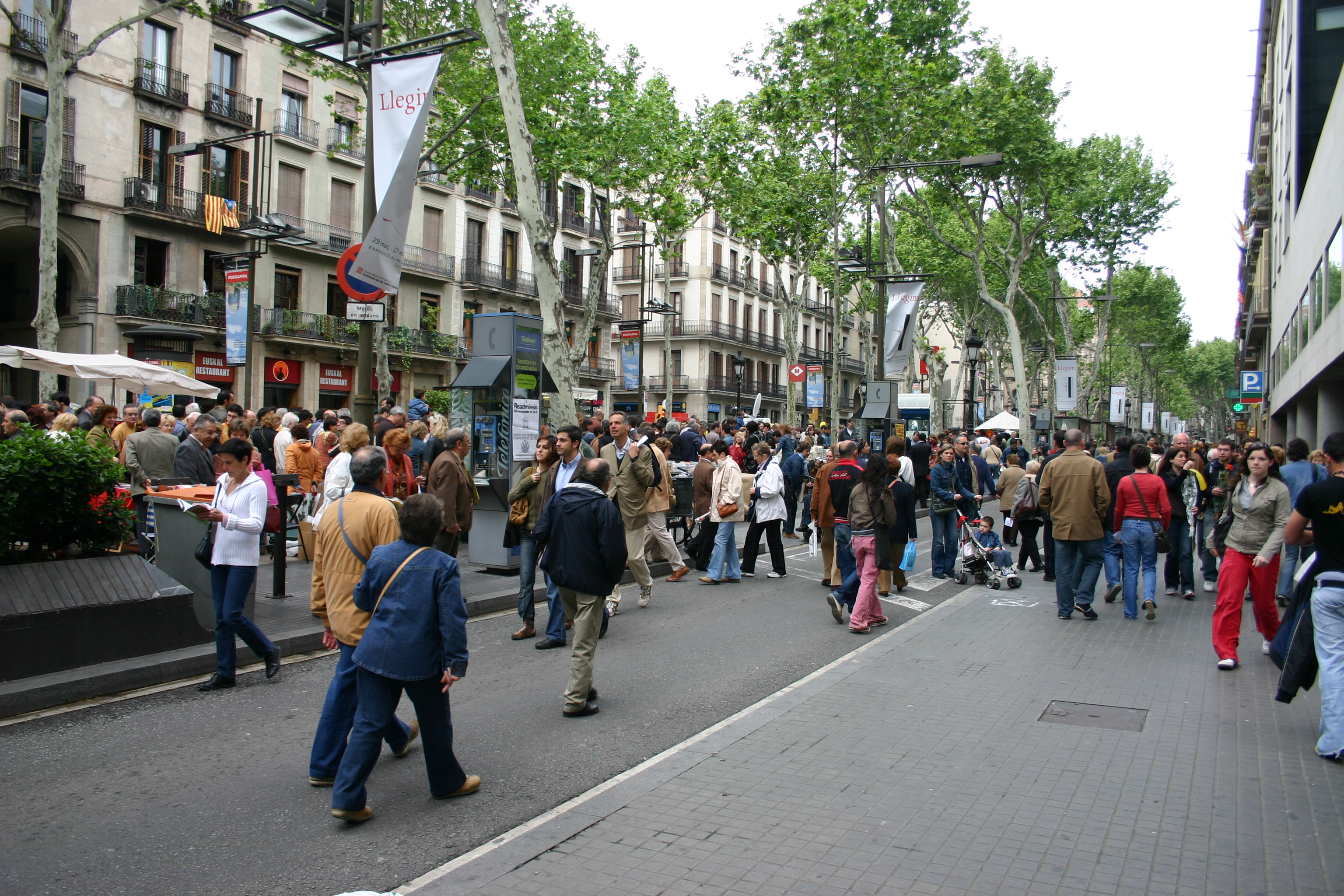 Image result for barcelona streets