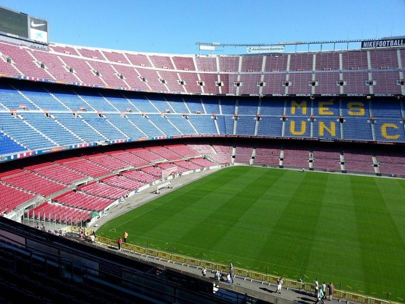 visit barcelona's iconic camp nou