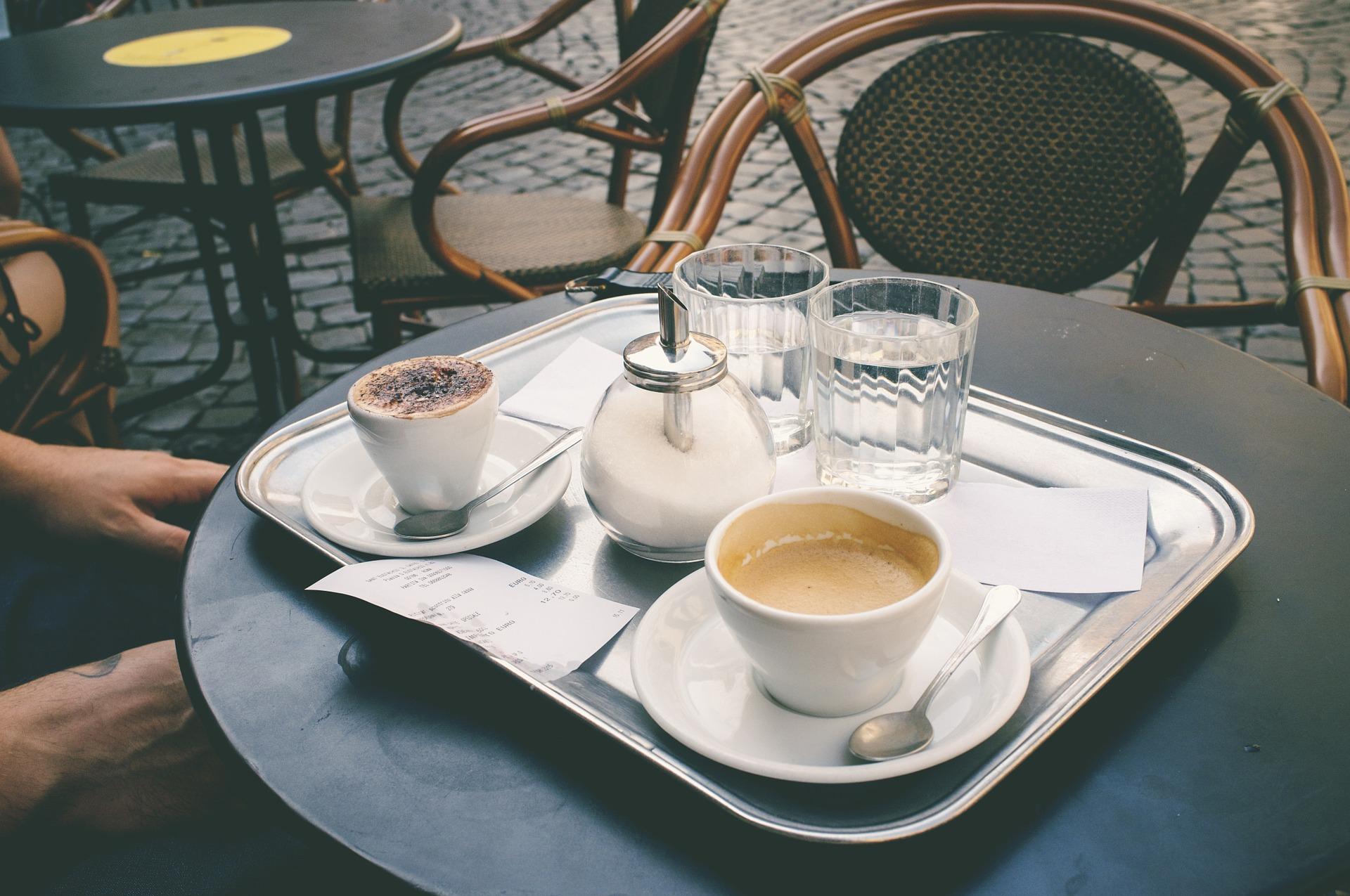 order coffee Barcelona
