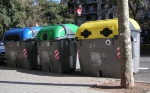 recycling barcelona