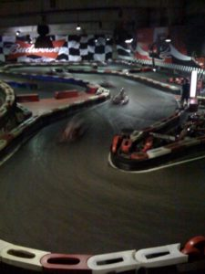 Indoor Karting Barcelona