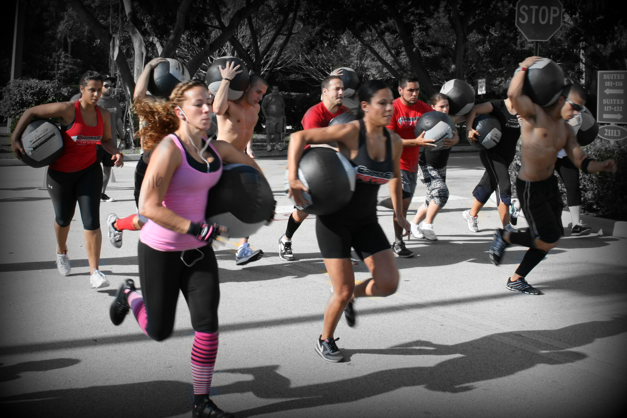 Get Fit At CrossFit Eixample