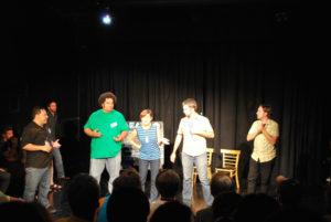 Improv stand up comedy