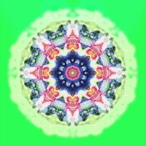 Primordial sound meditation mandala