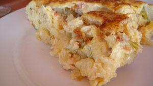 Tortilla slice
