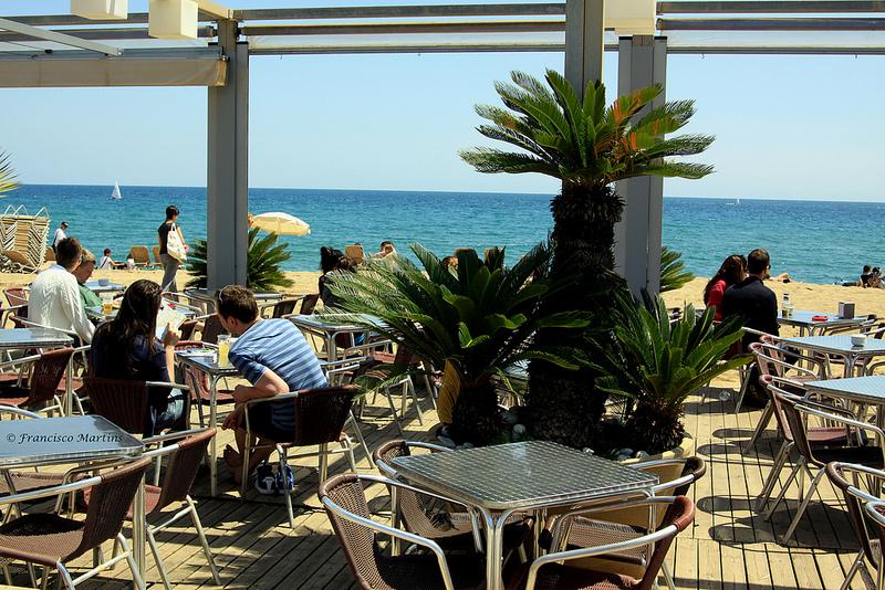 Best Beachside Restaurants in Barcelona