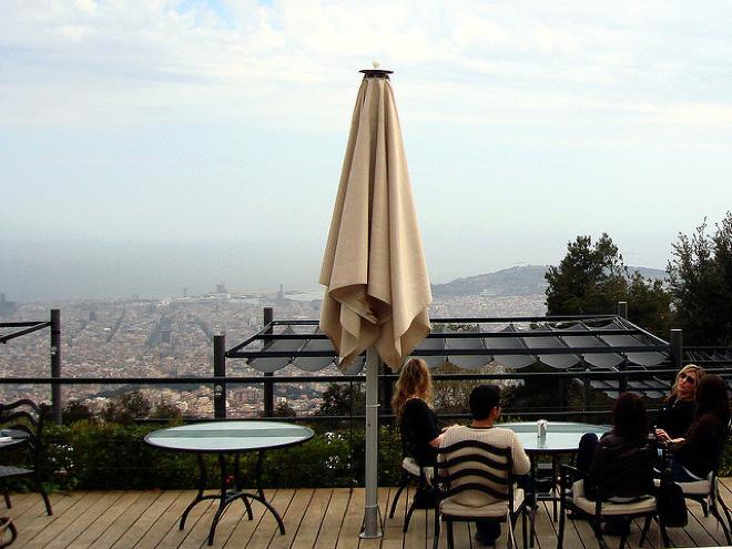 top 5 rooftop bars in barcelona