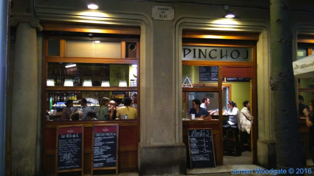 Entrance PinchoJ