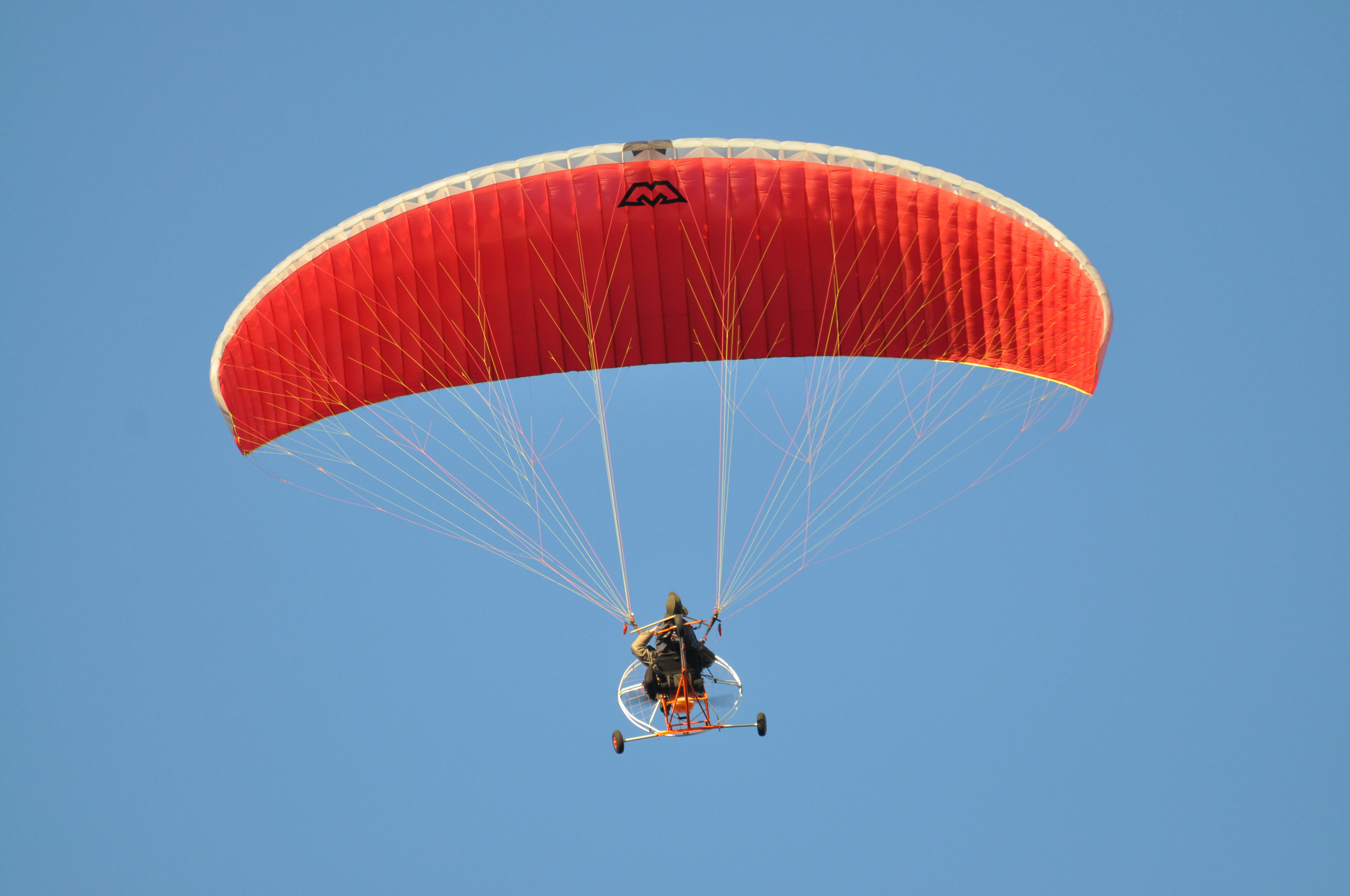 How High Should You Hang Pictures Paragliding In Barcelona