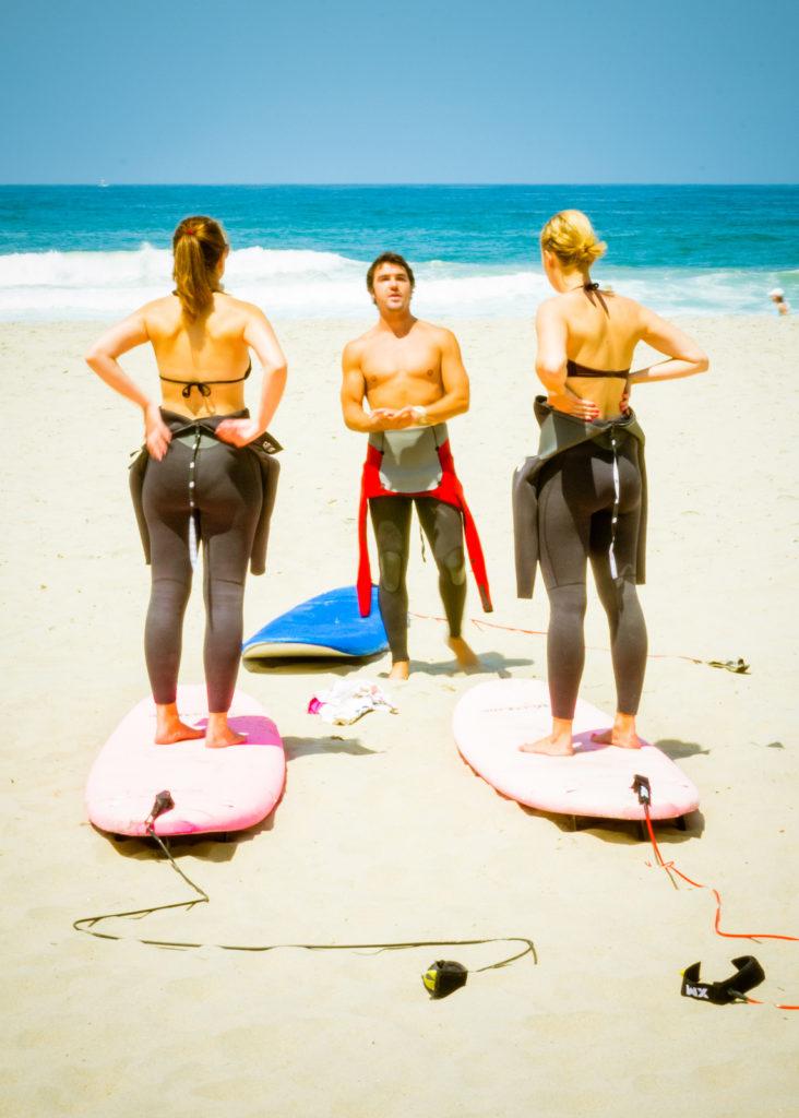 Surf Lesson 2