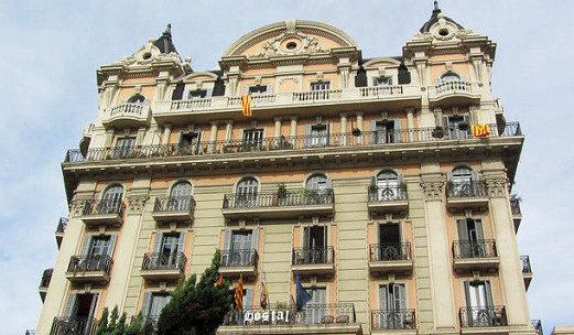 hotel sarria