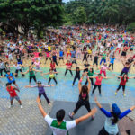 Where to take Zumba classes in Barcelona?
