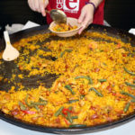 3 of the best restaurants to eat paella in Poblenou