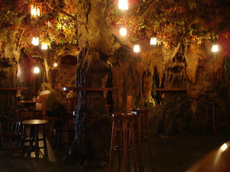 El Bosc de les fades Barcelona