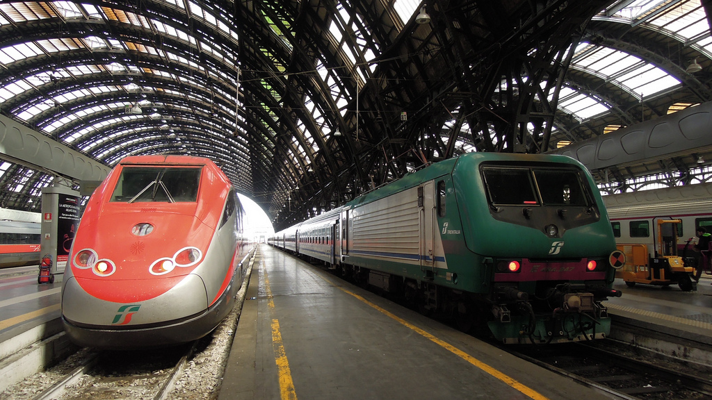 Main train stations in Barcelona - ShBarcelona