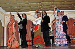 Fira Mediterrània de Manresa flamenco