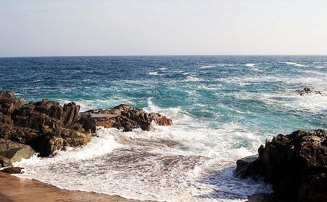 beach sant pol de mar
