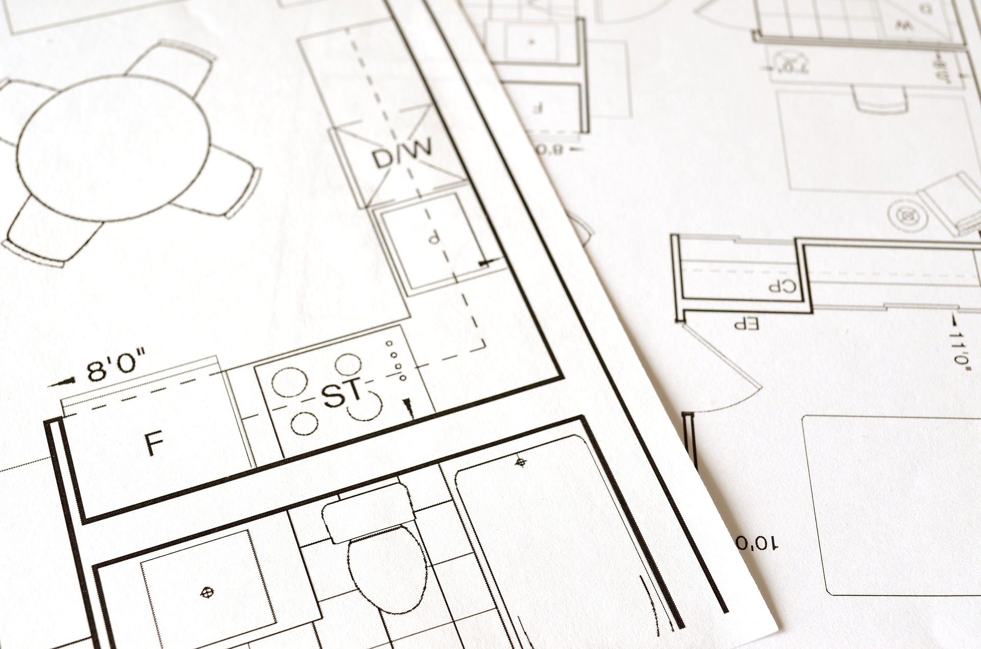 Can you read an architectural plan?