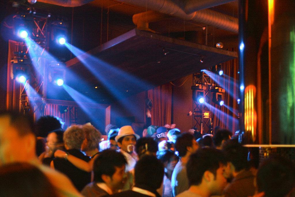 inside disco - top clubs in barceloneta