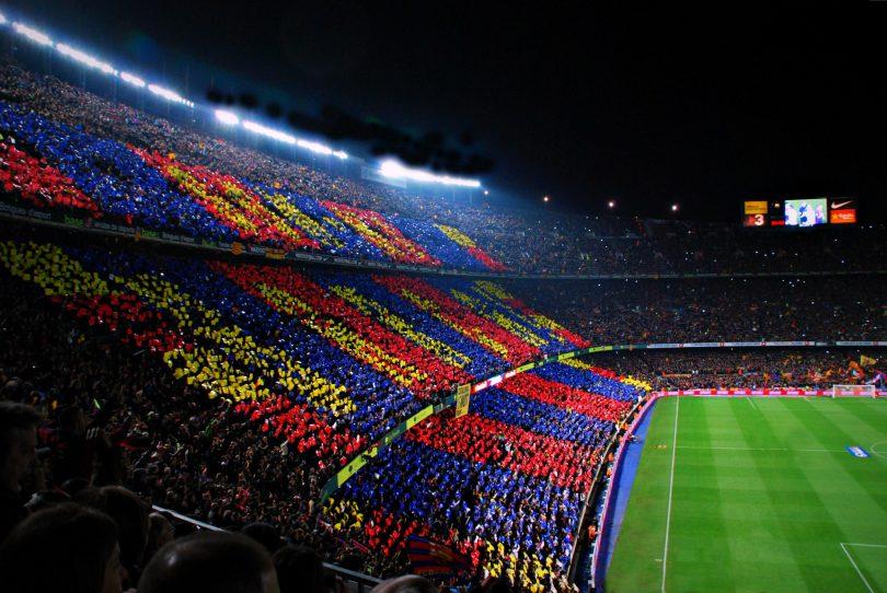 Going Barcelona Match