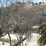 Parc de la Creueta del Coll in Barcelona