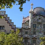Passeig de Gràcia and what it has to offer