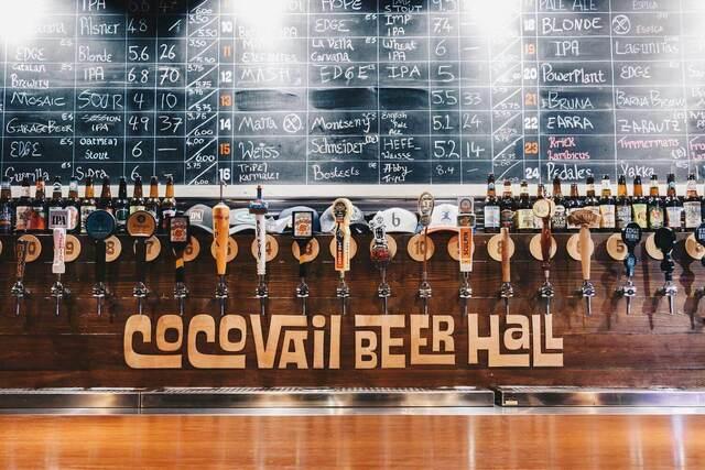 CocoVail Bar Barcelona