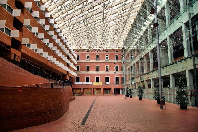courtyard university