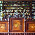 Beautiful old pharmacies in Barcelona
