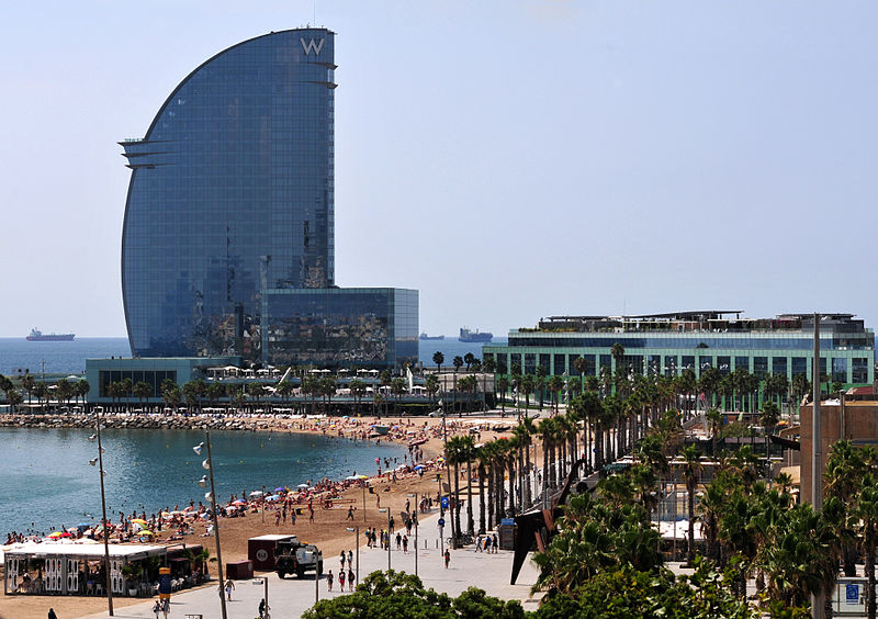 Rooms: The Best Luxury Hotels In Barcelona