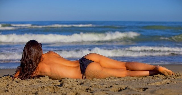 topless on the costa brava