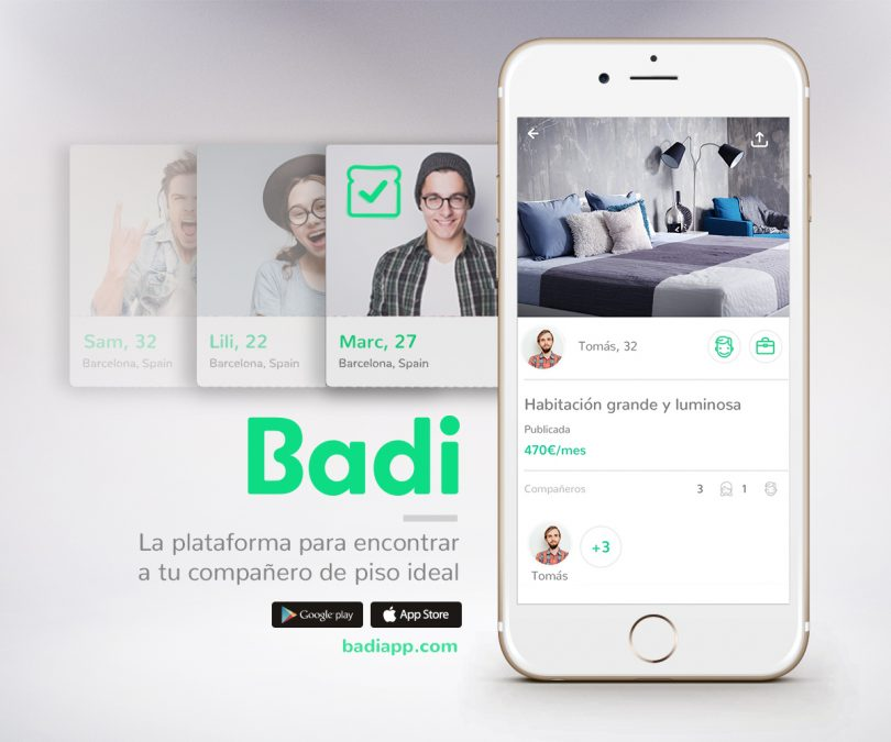 Apartment Finder App: Find Your Next Roommate With Badi