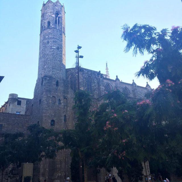 El fabuloso barrio del Gtico  gotico barrio district barcelonahellip