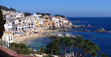 village callela and bay