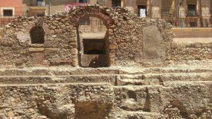 ruins tarragona