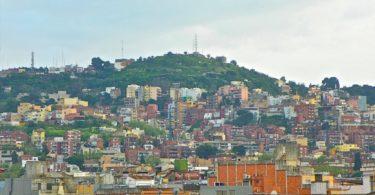 Font d'en Fargues,, Horta barcelona