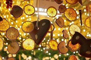 dried citrus decorations
