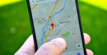 navigation on phone