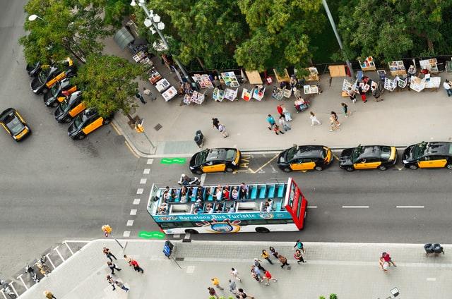Hop-On Hop-Off Barcelona