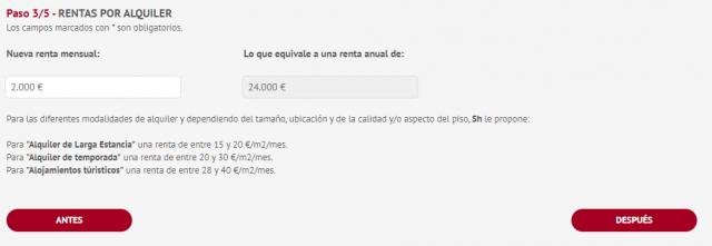 step 3 revenue calculator