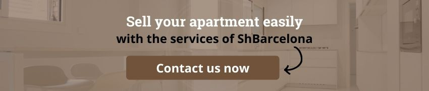 sell apartments barcelona