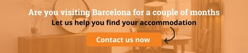 monthly apartment rental in barcelona