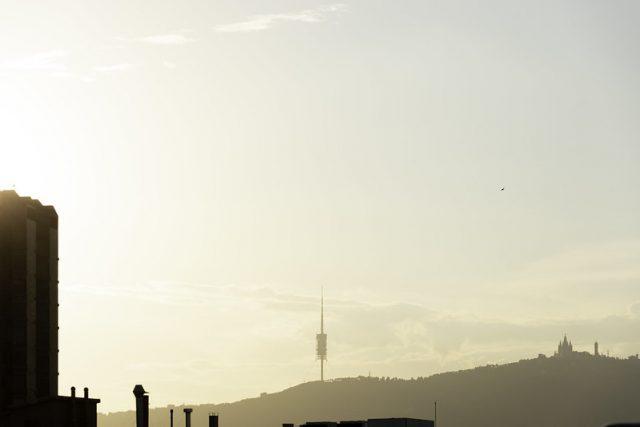 view of tibidabo