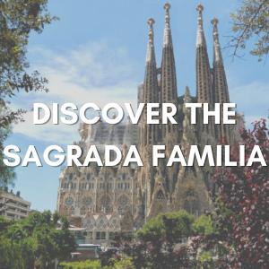 Discover the sagrada familia