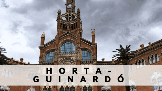 Rent an apartment in  Horta Guinardo